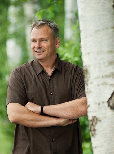 Pilzgarten Geschäftsführer Torsten Jonas