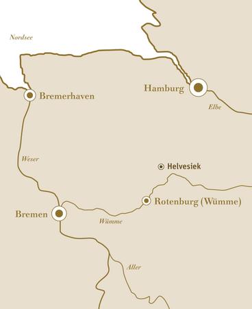 Karte von Helvesiek
